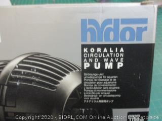 Hydor Koralia Circulation and wave Pump
