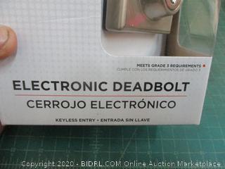 Kwikset Electronic Deadbolt