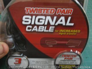 Rockford Fosgate  Signal Cable