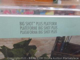 Sizzix Big Shot Plus Platform