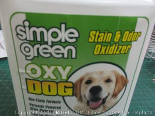 Simple Green Oxy Dog