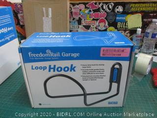 Freedom Rail garage Loop Hook