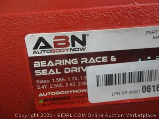 ABN Bearing Race & seal Drive  See Pictures