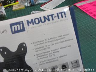 Full Motion TV & Monitor Wall Mount