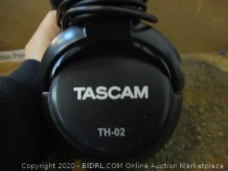 Tascam Headset no box