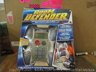 Room Defender  Possubly Missing Pieces