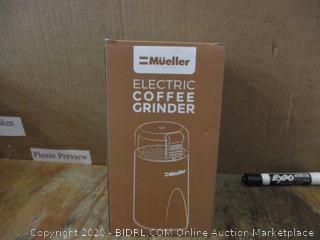 Mueller Electric Coffee Grinder