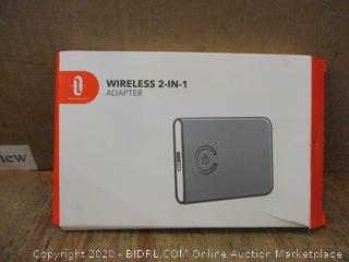 Wireless 2 in 1 Adapter