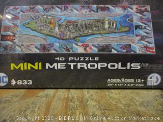 3D Puzzle Mini Metropolis