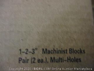 1-2-3- Machinist Blocks