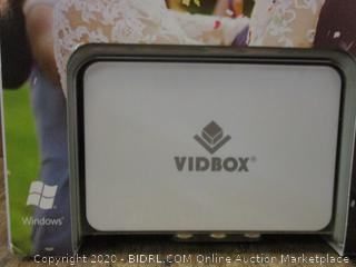 Vidbox Video Conversiob for PC