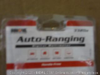 Auto-Ranging