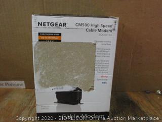 Netgear High Speed Cable Modem