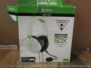 XBOX Gaming Headset Wired