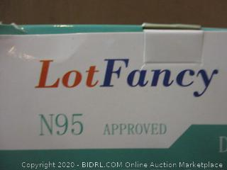 Lot Fancy Disposable Particulate Respirator