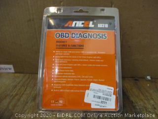 Ancel  OBD Diagnosis