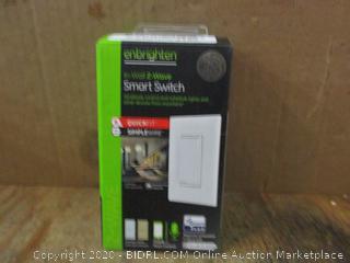 In-Wall Z-Wave Smart Switch