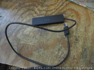 4-Port Ultra Slim USB 3.0 Data Hub