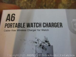A6 Portable Watch Charger