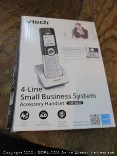 Vtech 4 Line Small Business System Accessory Set