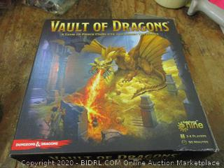 Vault of Dragons  possibly missing pieces