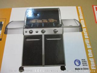 Hisencn Grill replacement Part