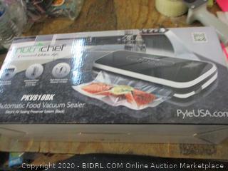 Nutri Chef Automatic Food Vacuum Sealer