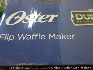 Oster Flip Waffle Maker