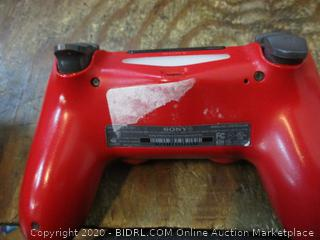 Sony Game Controller  minor damage no box