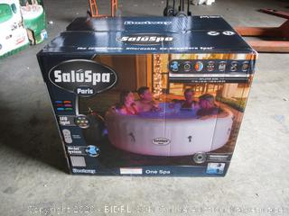 SaluSpa Spa (See Pictures, Factory Sealed)$499 Retail