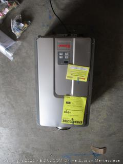 Propane Tankless Water Heater (See Pictures)$879 Retail