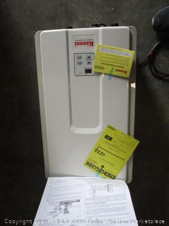 Gas Tankless Water Heater ($879 Retail)