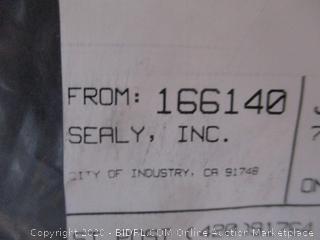 Sealy Performance Full Mattress($729 Retail)