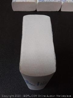 Scott Plus premium slim fold towels 4 pack