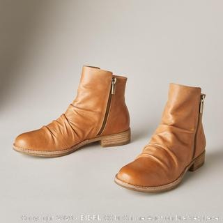 Coltplay Moonlit Ridge Leather Boots - Tan Color - Size 41 (online $139)