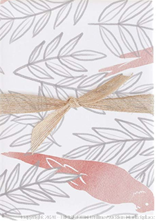 "Minted""Cockatiel"" Gift Wrap Set"