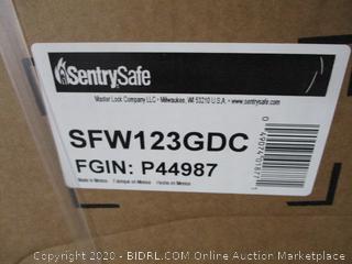 SentrySafe Electronic Fire Safe