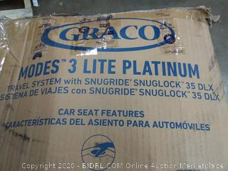 Graco® Modes 3 Lite Platinum Travel System In