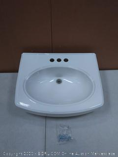 """Product: Pinoir Sink 4"""" centers"""