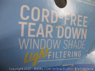 Window Shade Light Filtering