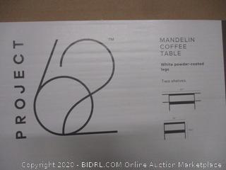 Mandelin Coffee Table