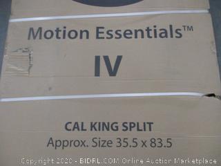 Serta Motion Essentials Cal King Split
