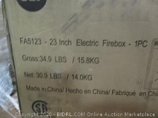 Electric Firebox