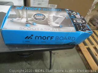 Morf Board Scoot & Skate