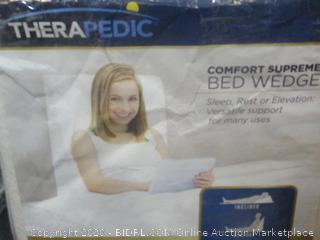 Therapedic Comfort Supreme Bed Wedge