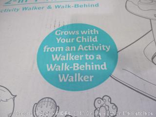 2-in-1 Walker