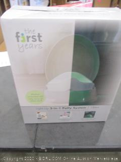 3-in-1 Potty Seat