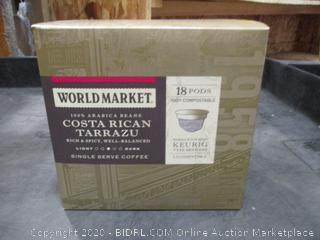 World Market Coffee