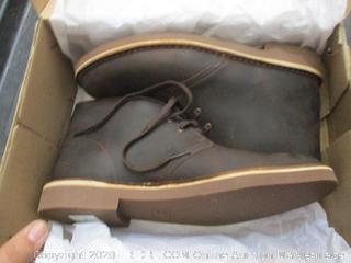 Clark Boots Size 9W