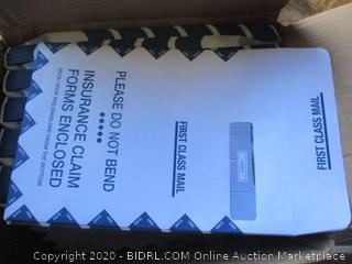 Large CMS Form Envelopes